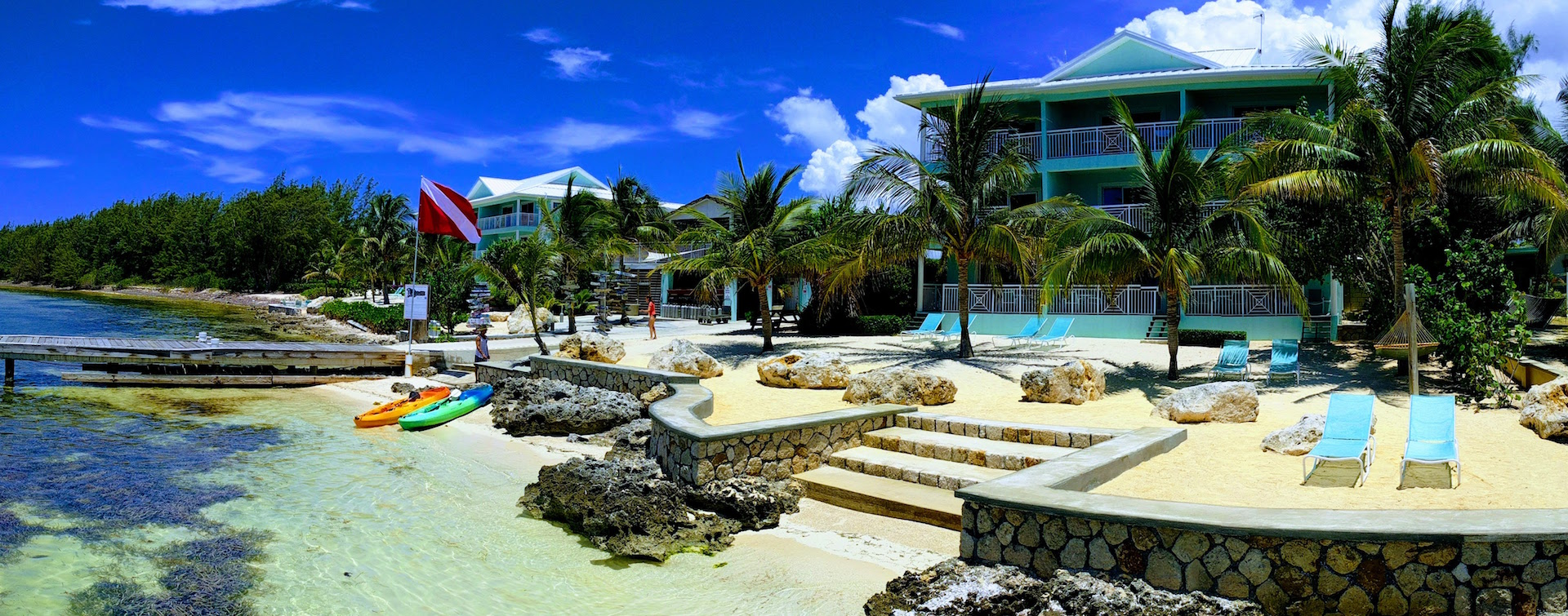 Compass Point Dive Resort in Grand Cayman