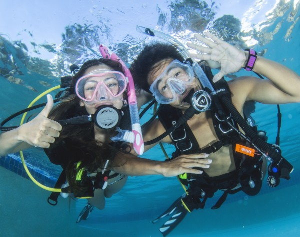 October is for Open Water Diver Certifications