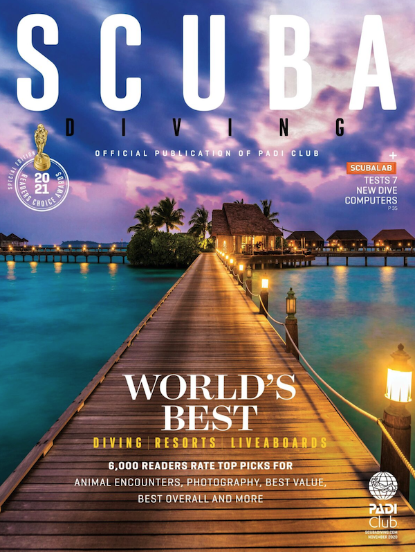 Scuba Diving's World's Best Awards