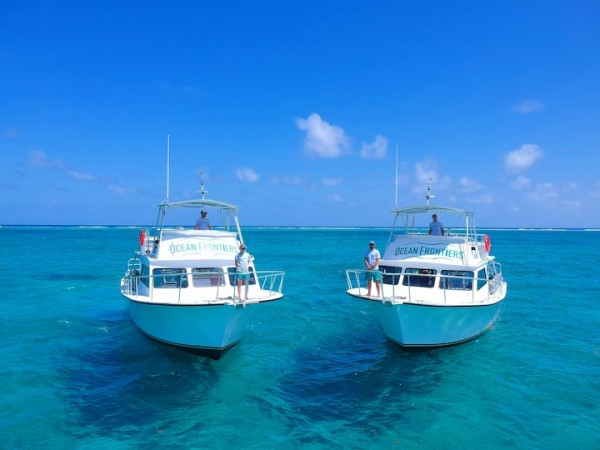 Dive Boat Trips