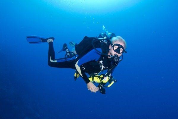 PADI Self Reliant Diver Certification