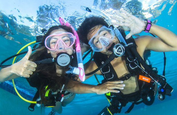 Try Scuba Diving with a Resort Course