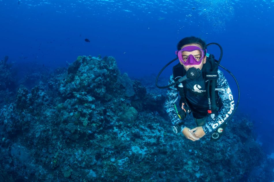 PADI Certification Course for Teenagers & Kids in the Cayman Islands