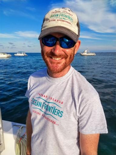Andy Wilson - Ocean Frontiers Dive Shop