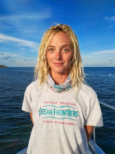 Hannah Windmill - Ocean Frontiers Dive Shop