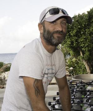 Jon Barron - Ocean Frontiers Dive Shop