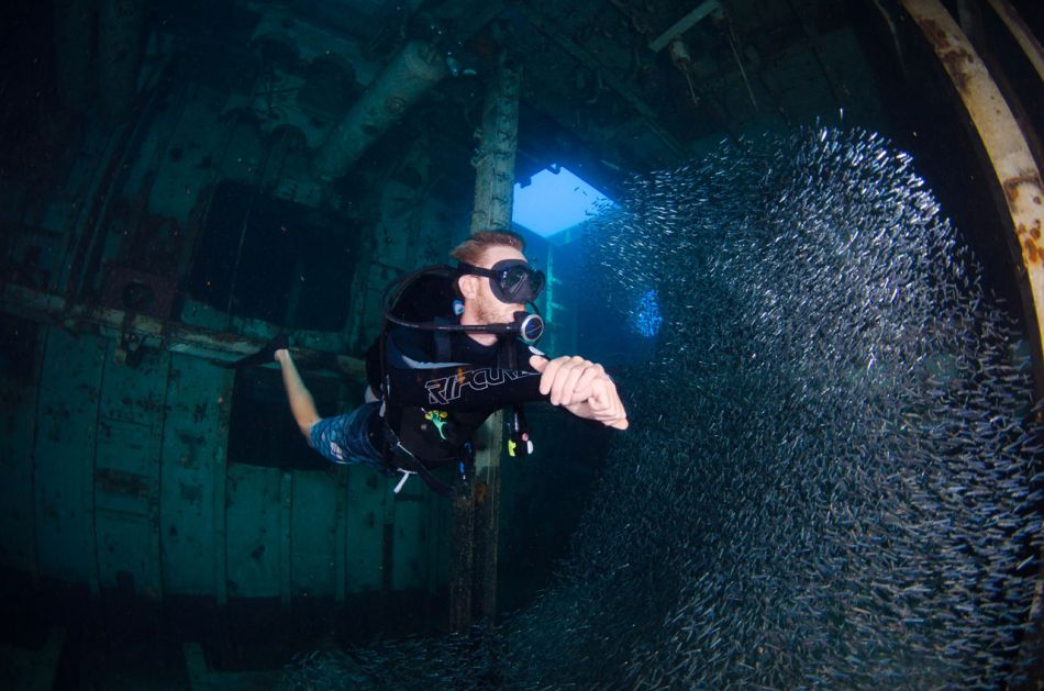 Kittiwake Wreck Diving in Grand Cayman - Image 15