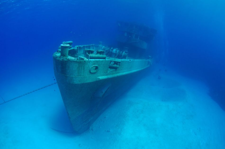 Kittiwake Wreck Diving in Grand Cayman - Image 2