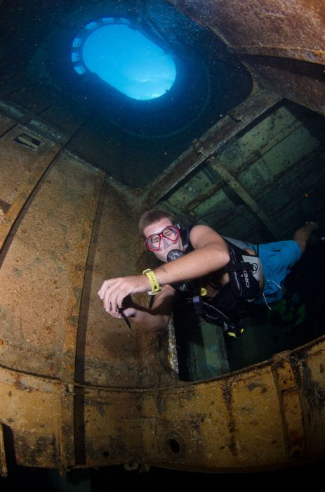 Kittiwake Wreck Diving in Grand Cayman - Image 21
