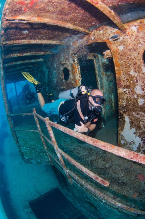 Kittiwake Wreck Diving in Grand Cayman - Image 22