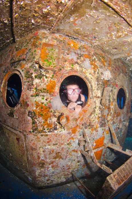 Kittiwake Wreck Diving in Grand Cayman - Image 23