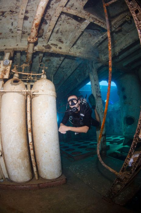 Kittiwake Wreck Diving in Grand Cayman - Image 26