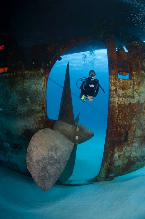 Kittiwake Wreck Diving in Grand Cayman - Image 31