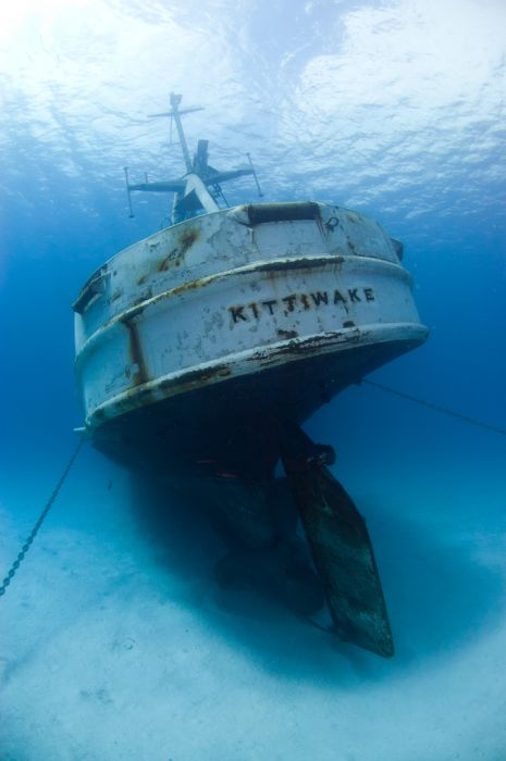 Kittiwake Wreck Diving in Grand Cayman - Image 33
