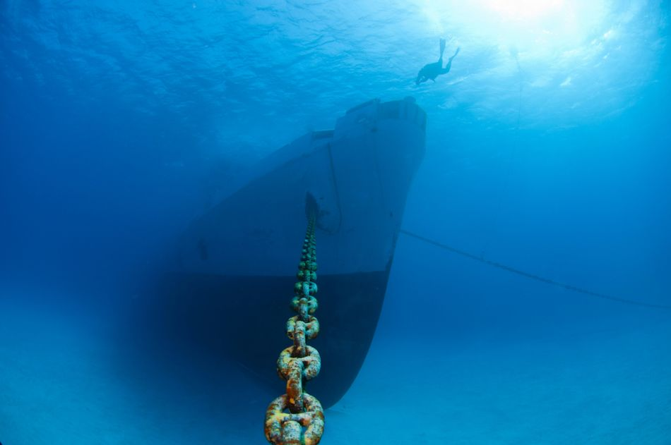 Kittiwake Wreck Diving in Grand Cayman - Image 35