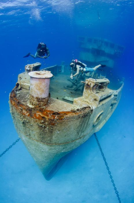 Kittiwake Wreck Diving in Grand Cayman - Image 37