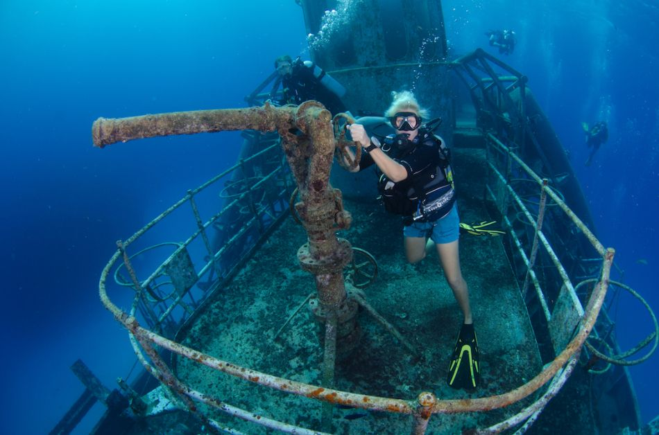 Kittiwake Wreck Diving in Grand Cayman - Image 38