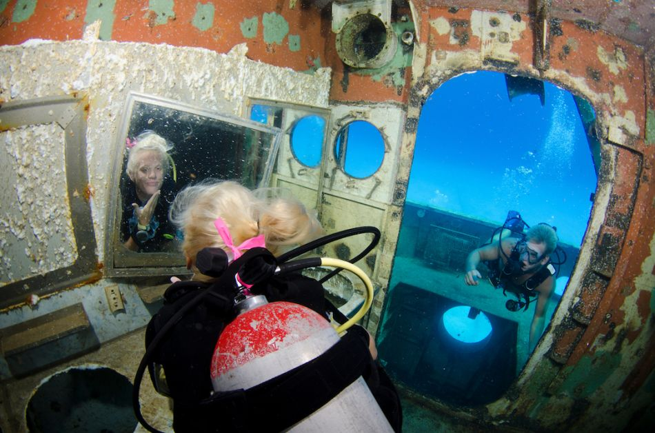 Kittiwake Wreck Diving in Grand Cayman - Image 39