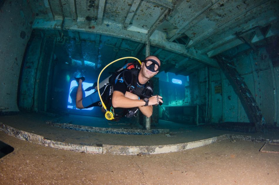 Kittiwake Wreck Diving in Grand Cayman - Image 7