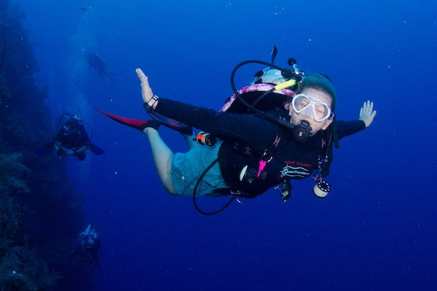 PADI Advanced Open Water Diver Certification in Cayman